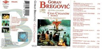 MC Goran Bregovic - Czas Cyganów; Kuduz; Ederlezi доставка товаров из Польши и Allegro на русском