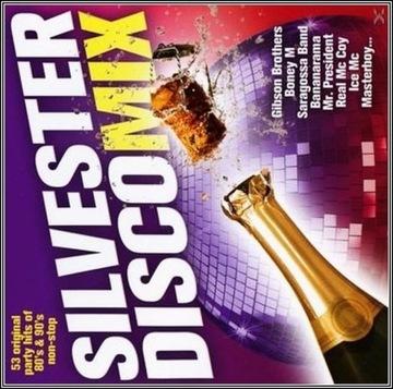 Новогодний Disco Mix - 1 CD Mega Mix 80's 90's доставка товаров из Польши и Allegro на русском