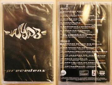 WYP3 - Прецедент (НОВАЯ, В ПЛЕНКЕ) изд. RRX доставка товаров из Польши и Allegro на русском