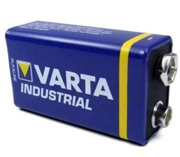 (6LR61 VARTA Alkaiczną Аккумулятор 2020 Батарейки 6F22 9V) доставка товаров из Польши и Allegro на русском