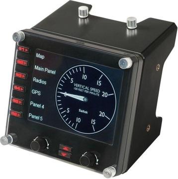 Logitech G Saitek Pro Flight Instrument Panel USB доставка товаров из Польши и Allegro на русском