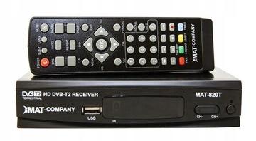 ТЮНЕР ЦИФРОВОЙ ДЕКОДЕР НАЗЕМНОГО ТВ DVB-T / T2 HDMI доставка товаров из Польши и Allegro на русском