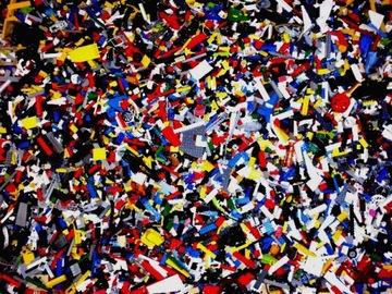 LEGO 1 кг. mix оригинальные доставка товаров из Польши и Allegro на русском