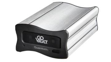 НОВЫЙ СТРИМЕР QUANTUM GOVAULT 320GB USB ВНЕШНИЙ доставка товаров из Польши и Allegro на русском
