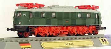 Электровоз DB E18 - 1/160 N-Дель-Прадо доставка товаров из Польши и Allegro на русском