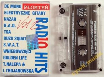 VA - Пламя - 10 Radio Hits Vol. 2 (кассета) ОЧ. доставка товаров из Польши и Allegro на русском