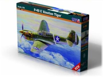 Модель для склеивания P-40 Aleutian Tiger D202 доставка товаров из Польши и Allegro на русском