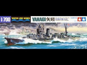 1/700 Japanese Light Cruiser Yahagi Tamiya 31315 доставка товаров из Польши и Allegro на русском