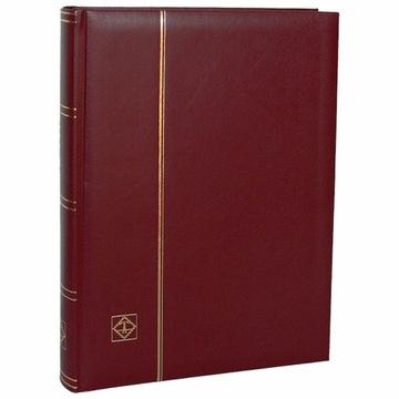 Кластер для марок Comfort 64 стр. бордовый LEUCHTTURM доставка товаров из Польши и Allegro на русском