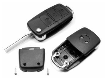 Корпус Пульт Ключ зажигания AUDI VW SKODA SEAT Крышка 2ś доставка товаров из Польши и Allegro на русском