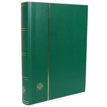 Кластер на марки Basic 64 стр. зеленый LEUCHTTURM доставка товаров из Польши и Allegro на русском