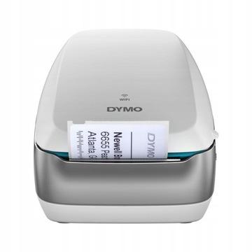 DYMO принтер этикеток LW Wireless WIFI доставка товаров из Польши и Allegro на русском