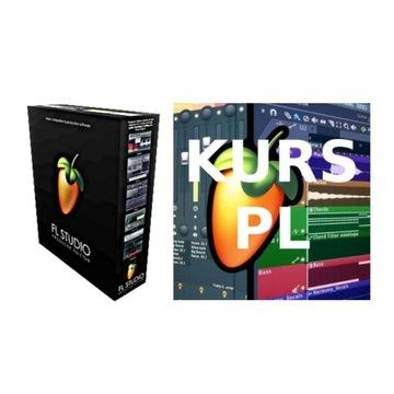FL Studio 20 Producer (версия ele.)+ КУРС PL доставка товаров из Польши и Allegro на русском