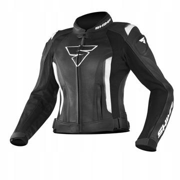 SHIMA МИУРА Куртка специальная одежда для мотоциклистов кожаная 38 ХАЛЯВЫ доставка товаров из Польши и Allegro на русском