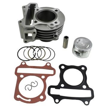 +Цилиндр комплект 80 cc 47 4T Romet Торос Маршрутизатор доставка товаров из Польши и Allegro на русском