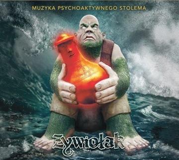 Żywiołak - Музыка psychoaktywnego Stolema CD доставка товаров из Польши и Allegro на русском