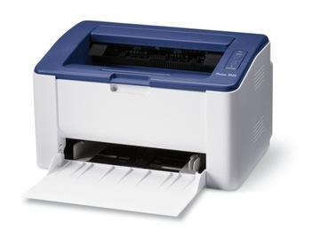 Лазерный принтер моно Xerox Phaser 3020B доставка товаров из Польши и Allegro на русском