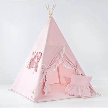 Палатка типи для ребенка Pinklove - комплект доставка товаров из Польши и Allegro на русском
