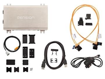 Dension Gateway 500 для Audi MMI Basic, High доставка товаров из Польши и Allegro на русском