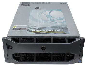 DELL PowerEdge R910 4xE7 40C Xeon 1 ТБ ОЗУ 16x450 ГБ  доставка товаров из Польши и Allegro на русском