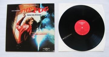 LP, Джон Carpenter, The Fog Саундтрек 1-й. доставка товаров из Польши и Allegro на русском