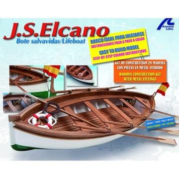 Juan Sebastian Elcano лодка Artesania 19019 доставка товаров из Польши и Allegro на русском