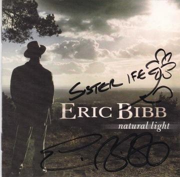 Eric Bibb - Natural Light CD С АВТОГРАФОМ доставка товаров из Польши и Allegro на русском
