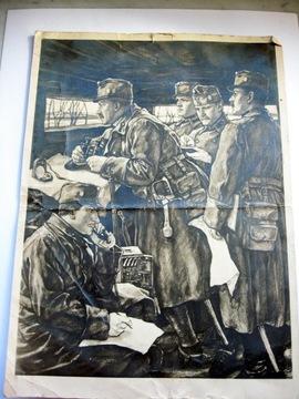Старая военная фотография доставка товаров из Польши и Allegro на русском