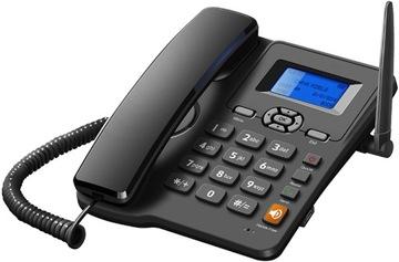 Настольный телефон GSM на 2 карты - Dual SIM доставка товаров из Польши и Allegro на русском