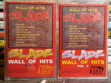 SLADE - WALL OF HITS 1 & 2 - MC x 2 доставка товаров из Польши и Allegro на русском