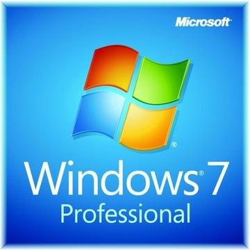 Microsoft Windows 7 Professional 32/64bit PL доставка товаров из Польши и Allegro на русском