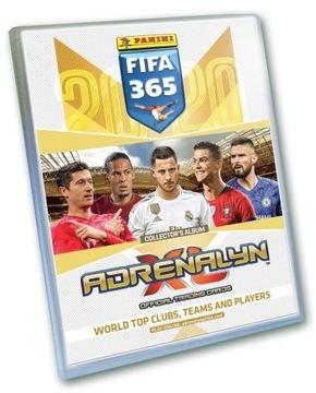 FIFA 365 2020 Альбом + 70 футбольных карт + бесплатная ДОСТАВКА доставка товаров из Польши и Allegro на русском