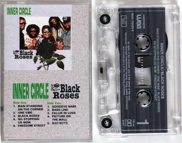 Inner Circle - Black Roses (Germany) (kaseta) BDB доставка товаров из Польши и Allegro на русском