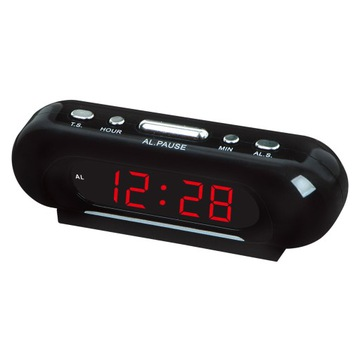 Электронный будильник - часы с будильником доставка товаров из Польши и Allegro на русском