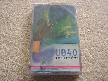 UB40 - Guns In The Ghetto [MC].K5 доставка товаров из Польши и Allegro на русском