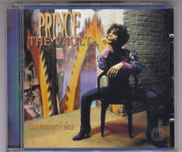 Prince - The Vault ... Old Friends 4 Sale CD / НМ доставка товаров из Польши и Allegro на русском