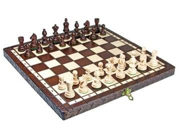 (Шахматы деревянные MISTRZYK производство польша ПОДАРОК) доставка товаров из Польши и Allegro на русском