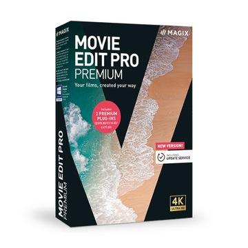 MAGIX Movie Edit Pro Premium BOX доставка товаров из Польши и Allegro на русском
