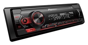 PIONEER усилителей mvh-S320BT автомобильный Радиоприемник Bluetooth MP3 доставка товаров из Польши и Allegro на русском