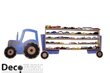 ПОЛКА НА RESORAKI - трактор, 180 см доставка товаров из Польши и Allegro на русском