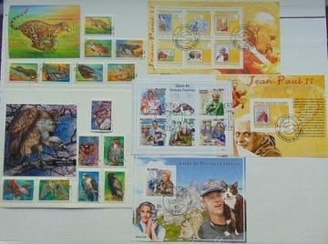 25 компл. изданий (25 серии + 25 блоков) мега-набор доставка товаров из Польши и Allegro на русском