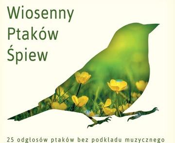 WIOSENNY PTAKÓW ŚPIEW digipack nowa edycja доставка товаров из Польши и Allegro на русском