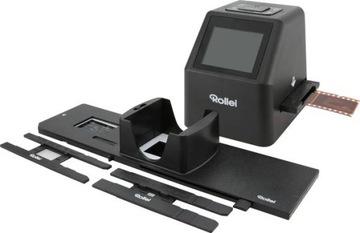 Сканер для слайдов и негативов, Rollei DF-S 315 SE доставка товаров из Польши и Allegro на русском