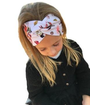 ПОВЯЗКА чередование для детей окружность головы 44-47 доставка товаров из Польши и Allegro на русском