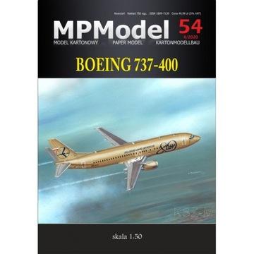 MPModel 54 Самолет