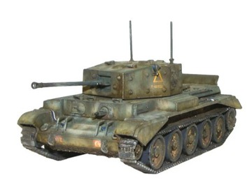 Cromwell Cruiser Tank Bolt Action доставка товаров из Польши и Allegro на русском