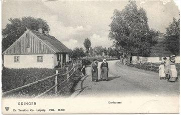Он возник после первой мировой - Dorfstrasse - сегодня улица Starowiejska доставка товаров из Польши и Allegro на русском