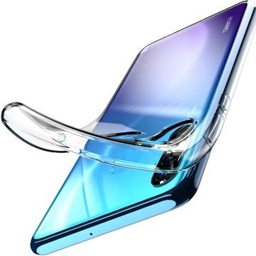 Чехол Slim CASE CLEAR + Стекло 9H для Huawei Lite P30 доставка товаров из Польши и Allegro на русском