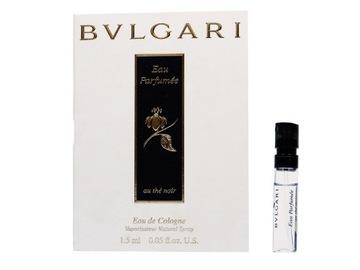 Eau Parfumee au The Noir Bvlgari -1,5 мл - Образец доставка товаров из Польши и Allegro на русском