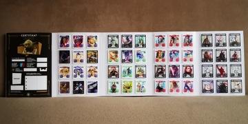 Star Wars Kaufland Альбом + Весь комплект 48 карты доставка товаров из Польши и Allegro на русском